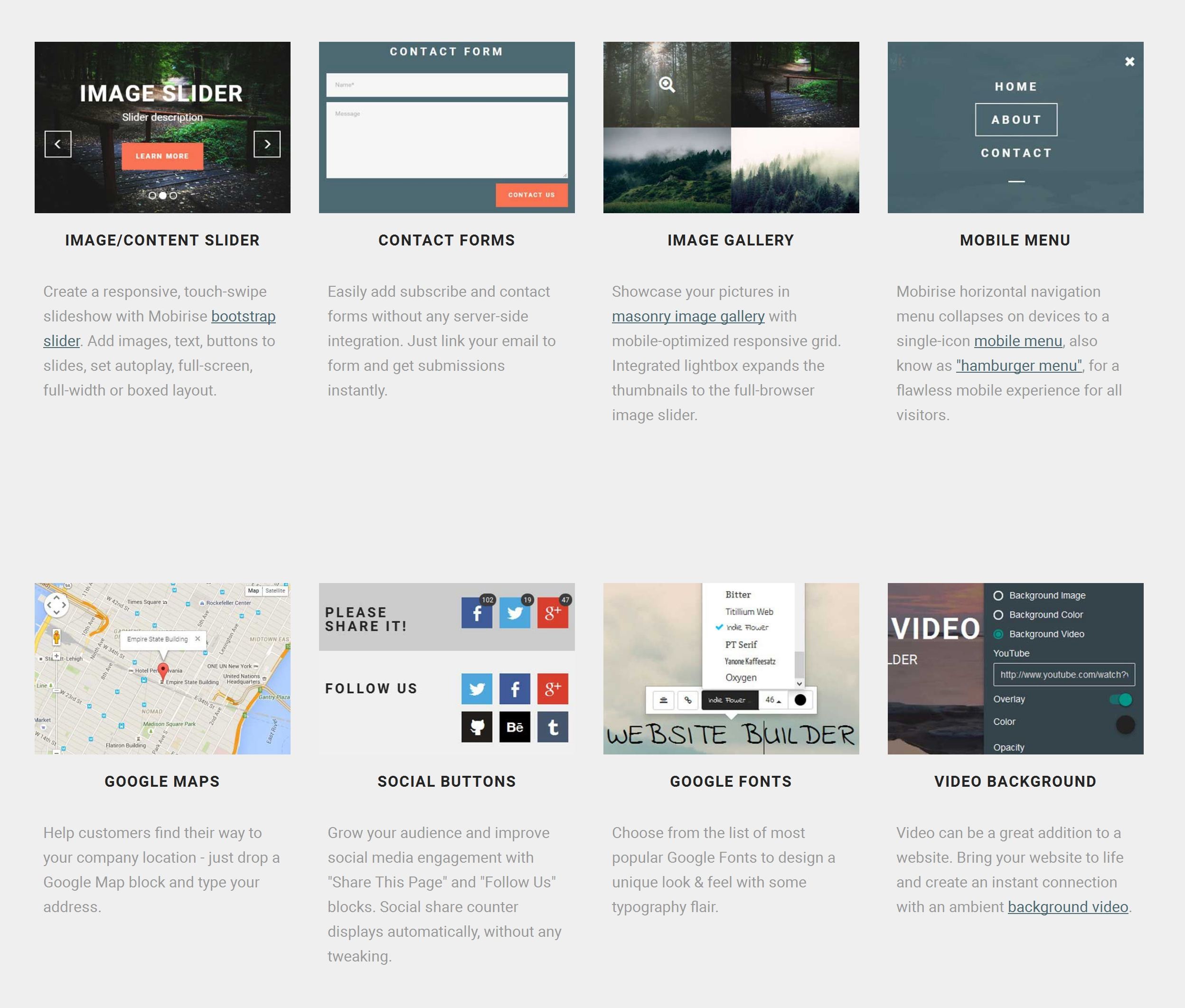 Easy Mobile Website Creator