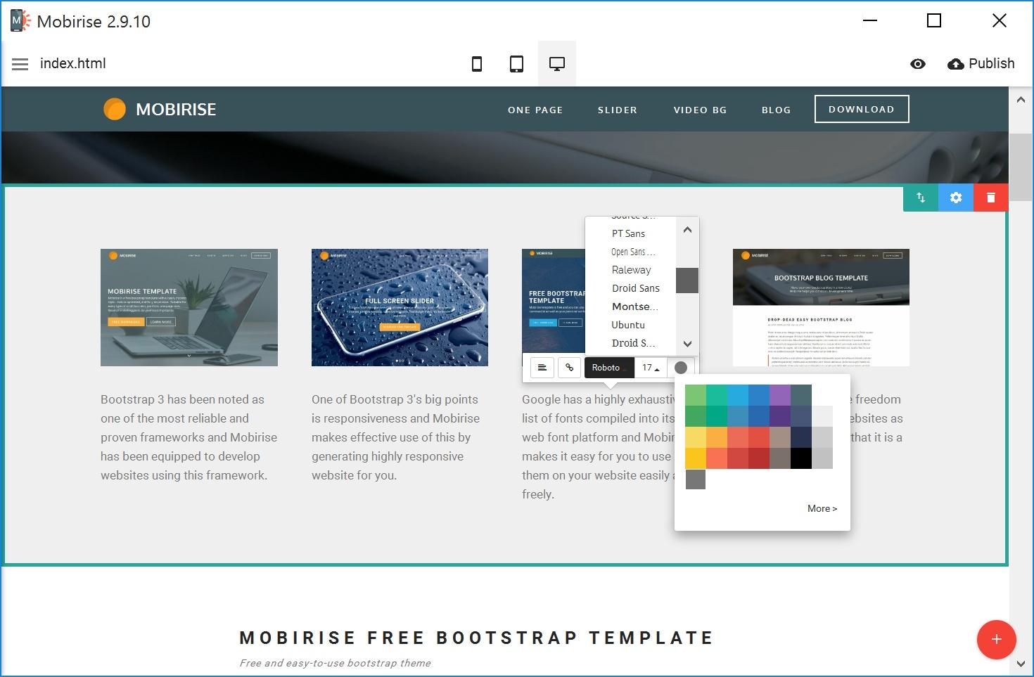 Mobile Website Maker Review