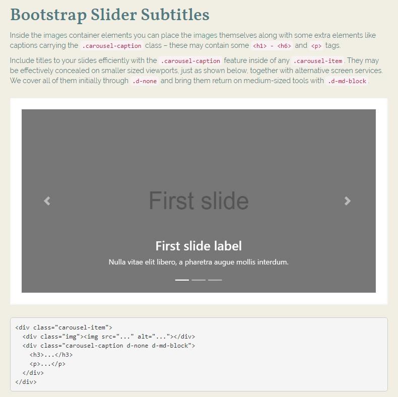 Bootstrap Price Slider