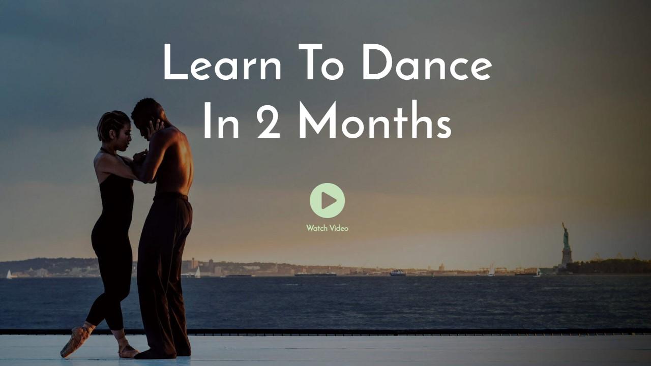 Dance Studio Page Theme
